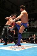 NJPW Road to The New Beginning - Night 3 2