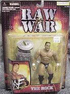 The Rock (1999 RAW is WAR 1)