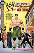 WWE Superstars Comic 1