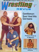 Wrestling Revue - July 1972