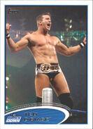 2012 WWE (Topps) Ted DiBiase 64