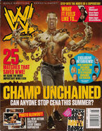 WWE Magazine June 2010 Issue