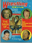 Wrestling Revue - August 1972