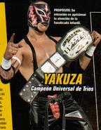 Yakuza (Mexico City) 1