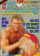 Inside Wrestling - September 1991
