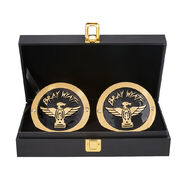 Bray Wyatt Championship Replica Side Plate Box Set