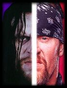 Undertaker splitface