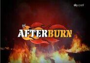 WWE After Burn New Logo