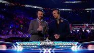 WWE Superstars 8-10-16 screen1