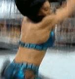 Melina bounce