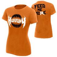 Ryback Hungry Orange Women's T-Shirt