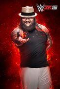 WWE 2K15 Bray Wyatt