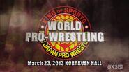 NJPW World Pro-Wrestling 2 1