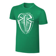 Roman Reigns One Versus All St. Patrick's Day T-Shirt