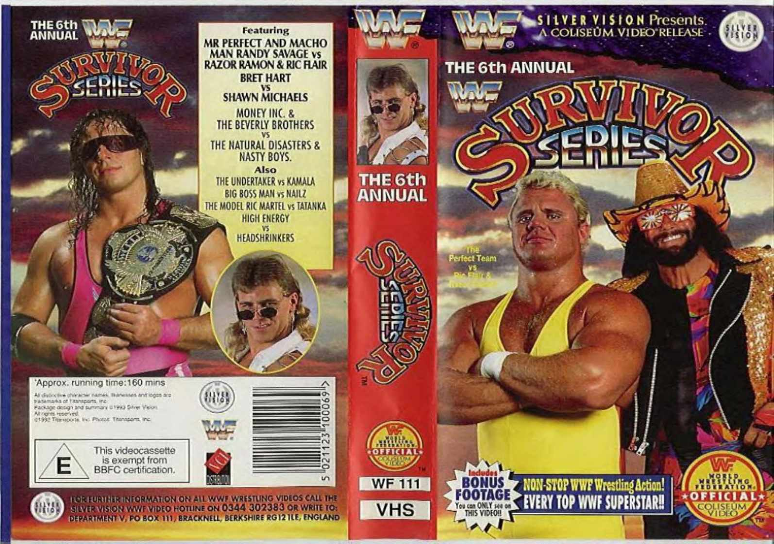Tjr Retro Wwe Survivor Series 1992 Review Hart Vs Michaels Tjr