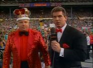 WWE-WWF SummerSlam-1992 king-Heenan and Vince-McMahon