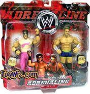 WWE Adrenaline Series 9 Rico & Charlie Haas