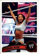 2011 WWE (Topps) Gail Kim 62