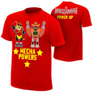 WrestleMania 31 Mecha Powers T-Shirt