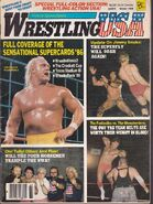 Wrestling USA - Winter 1986
