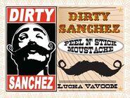 Dirty Sanchez Mustache
