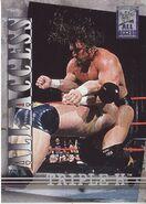 2002 WWF All Access (Fleer) Triple H (No.11)