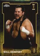 2015 Chrome WWE Wrestling Cards (Topps) Bull Dempsey 94