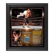 John Cena Night of Champions 2015 15 x 17 Photo Collage Plaque