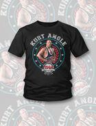 Kurt Angle Hall Of Fame T-Shirt