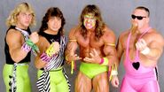 Survivor Series 1989 - Warriors team