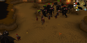 Black demon bots