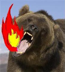 Fire-bear