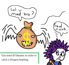 Dragon impling