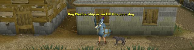File:Buy Membership or we kill this poor dog.PNG