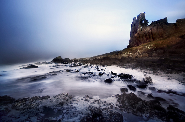 File:Dunure waves.jpg