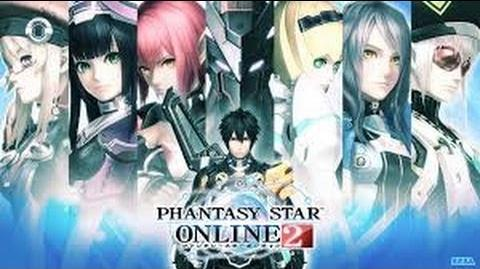 Storm's View Phantasy Star Online 2 English Patch Playable Review