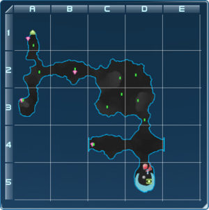 Mission 1 Map