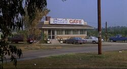 Psycho iii statler's cafe