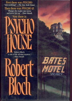Psycho House first edition