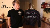 Everyday Situations 09 Shirt Shrink