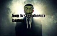 Long live the phoenix landing