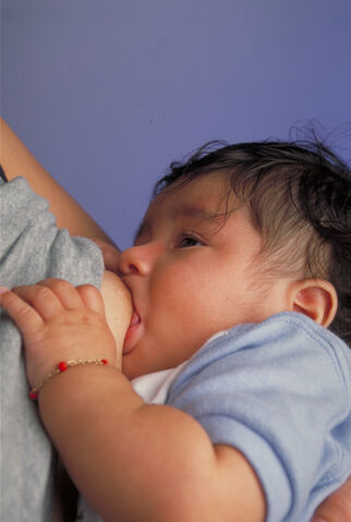 File:Breastfeeding infant.jpg