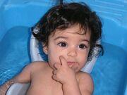 Baby thinking Sofia SERRES