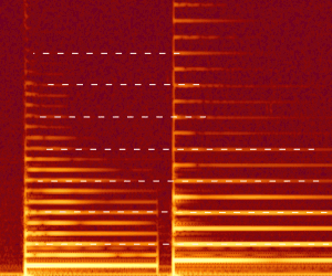 File:Spectrogram showing shared partials.png