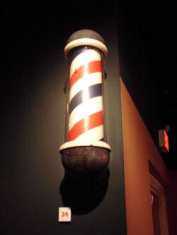Barberspole