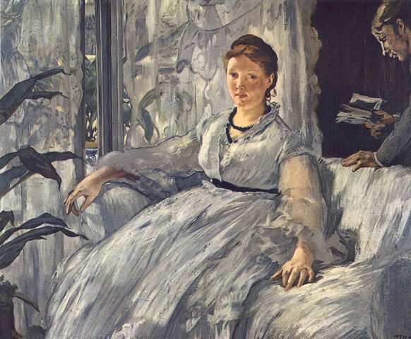 File:Manet, Edouard - Lecture.jpg