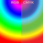 RGB CMYK 4