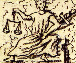 File:Iustitia Papstgrab Bamberg aus Gottfried Henschen u Daniel Papebroch 1747.jpg