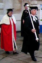 Cam degree ceremony