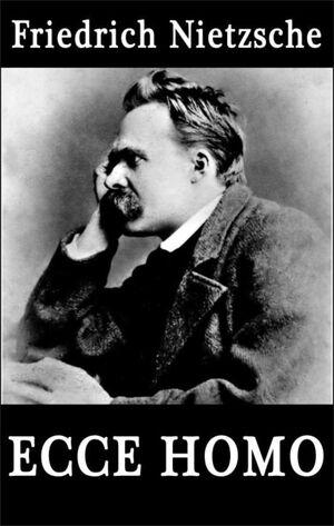 Friedrich Nietzsche Ecco Homo-8x6